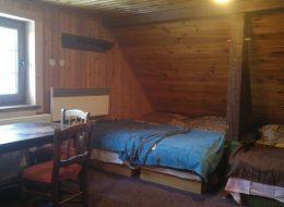 ubytovanie chata horec foto