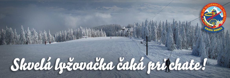 slider - horec lyžovačka na Martinských holiach