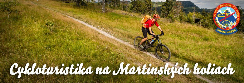 Horec Martinské hole, cykloturistika
